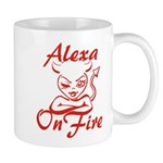 Alexa On Fire Mug