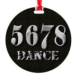 5678 Dance Lounge - Ornament (Round)