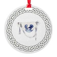 Handfasting Ornament (Round)