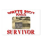 1965 Watts Riot Survivor Postcards (Package of 8)