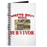 1965 Watts Riot Survivor Journal