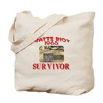 1965 Watts Riot Survivor Tote Bag