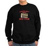 1965 Watts Riot Survivor Sweatshirt (dark)