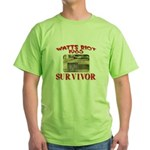1965 Watts Riot Survivor Green T-Shirt