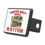 1965 Watts Riot Survivor Rectangular Hitch Cover
