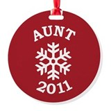 Announcing Pregnancy Christmas Ornaments Ornament