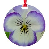 Pansy Ornament