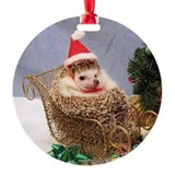 Maizy Ornament (Round)