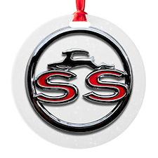 Impala SS Ornament (Round)
