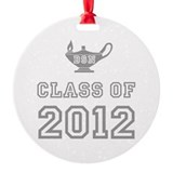 Class Of 2012 BSN Ornament (Round)