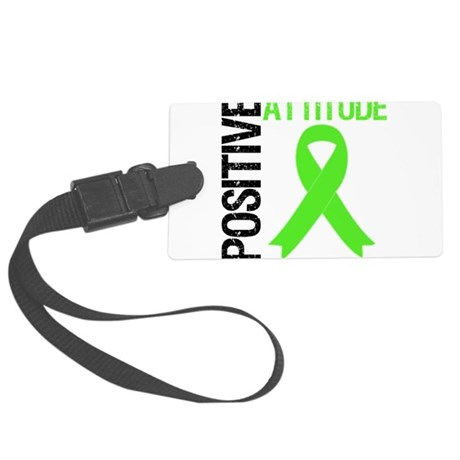 positiveattitude-limegreen.png Large Luggage Tag