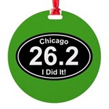 Chicago sports Ornaments