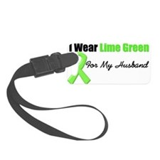 wearlimehusband.png Luggage Tag