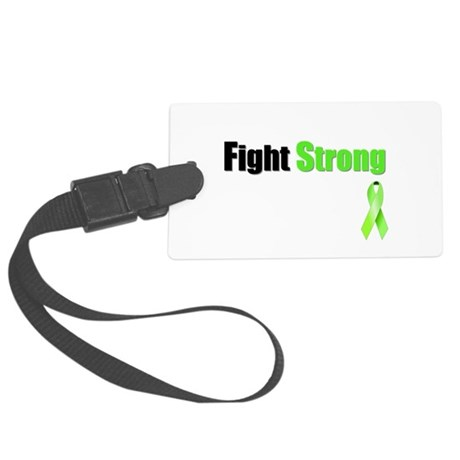 Lymphoma Large Luggage Tag