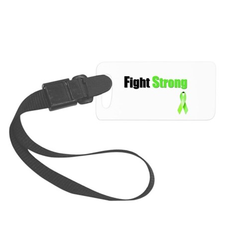 Lymphoma Small Luggage Tag