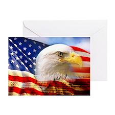 America Greeting Cards (Pk of 10)