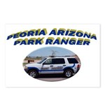 Peoria Ranger Postcards (Package of 8)