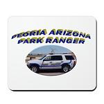 Peoria Ranger Mousepad