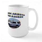 Peoria Ranger Large Mug