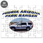 Peoria Ranger Puzzle
