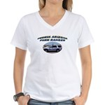 Peoria Ranger Women's V-Neck T-Shirt