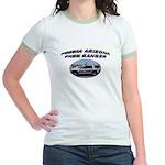 Peoria Ranger Jr. Ringer T-Shirt