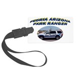 Peoria Ranger Large Luggage Tag