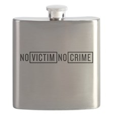 no victim no crime tees-09.png Flask
