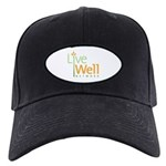 Live Well Network Black Cap