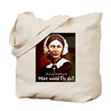 What Would Flo Do Tote Bag