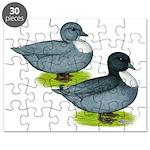 Blue Call Ducks Puzzle