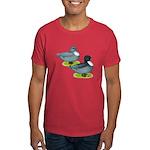 Blue Call Ducks Dark T-Shirt