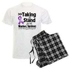 Taking a Stand Lupus Pajamas