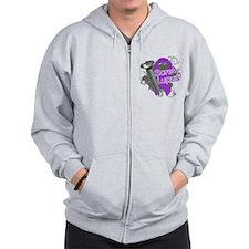 Screw Lupus Zip Hoody