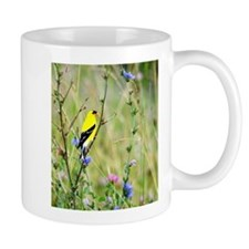 American Goldfinch Small Mug