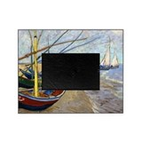 Van Gogh Fishing Boats Picture Frame