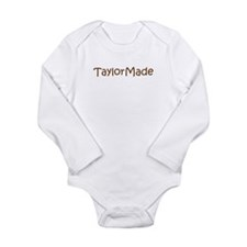 Cute Long Sleeve Infant Bodysuit