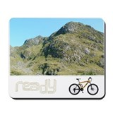 Mountain Bike ready Mousepad