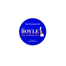 Boyle Mini Button (10 pack)