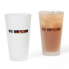 St. George Drinking Glass