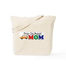 Pre-School Mom Tote Bag