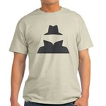 Secret Agent Spry Spy Guy Light T-Shirt
