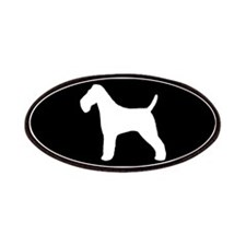 Wire Fox Terrier Patches