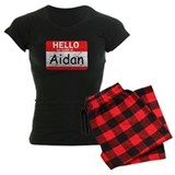 Hello My name is Aidan Pajamas