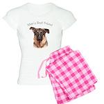 Man's Best Friend Women's Light Pajamas