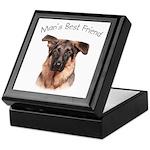Man's Best Friend Keepsake Box