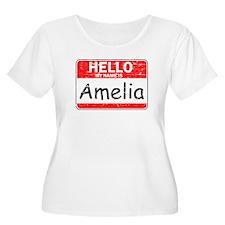 Hello My name is Amelia T-Shirt