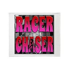Racer Chaser Throw Blanket