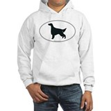 Irish Setter Silhouette Hoodie