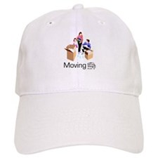 moving company Baseball Cap